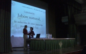 Coloquio sobre el Jabón Natural - Symposium of Natural Soap - Col·loqui sobre Sabó Natural