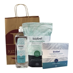 Lote Regalo lavavajillas automático - Automatic Dishwashing bioBel Gift Set - Conjunt Regal Rentavaixelles Automàtic bioBel