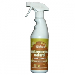 J.Blando Spray Quitamanchas Beltrán 750mL - Beltrán Soft Soap with Spray 750mL - Sabó moll Esprai Llevataques Beltrán 750 mL