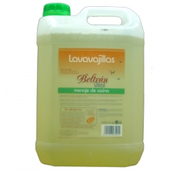Lavavajillas Vital 5l - Washing up liquid 5l - Rentaplats Vital 5l